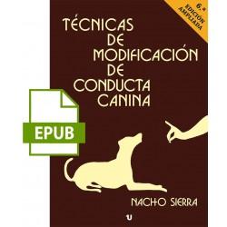 EPUB - TÉCNICAS DE MODIFICACIÓN DE CONDUCTA CANINA 6ª EDICION